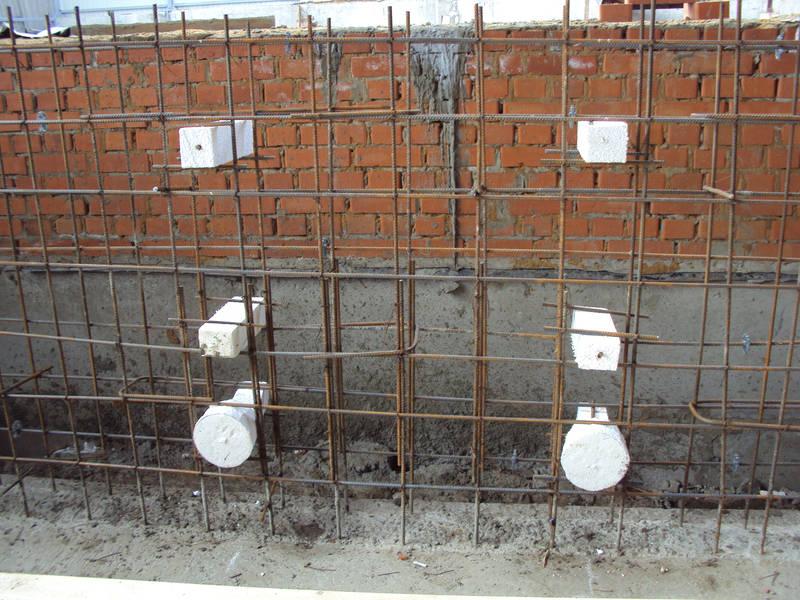 Элементы бетона кольца из бетона