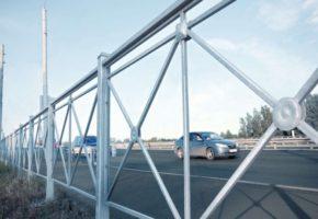 Ограждение пешеходное: основные виды конструкций. Мадис. Металлообработка на заказ по чертежам заказчика.