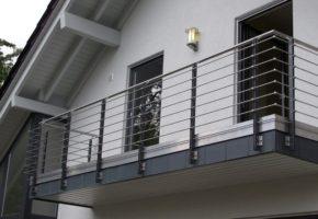 Перила для балконов – изящная защита. Мадис. Металлообработка на заказ по чертежам заказчика.