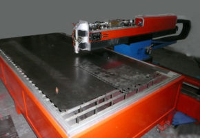 Современное оборудование для резки металла. Мадис. Металлообработка на заказ по чертежам заказчика.