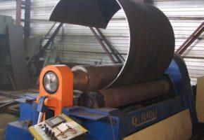 В каких сферах применяется вальцовка листового металла и труб. Мадис. Металлообработка на заказ по чертежам заказчика.
